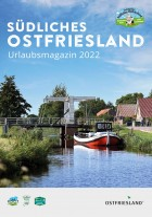 Südliches Ostfriesland: Entdecken - Erfahren - Erleben - Erholen