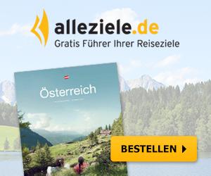 Deeplink zum Reiseziel Österreich